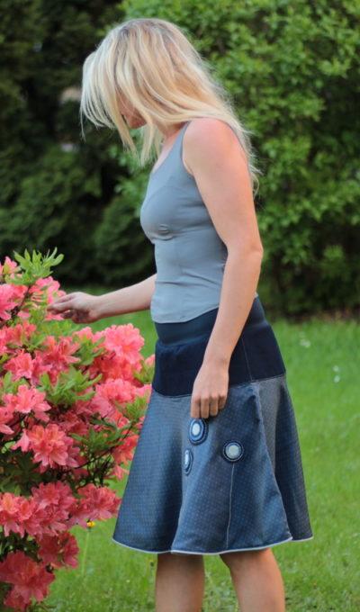 handgemachte Mode – LaJuPe - Damenrock