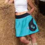 handgemachte Mode – LaJuPe - Leinenrock