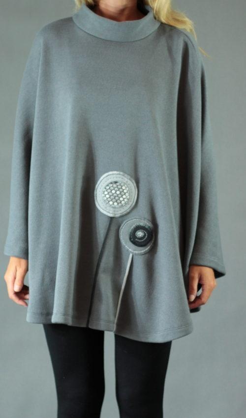 handgemachte Mode – LaJuPe - Damen Poncho