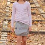 handgemachte Mode – LaJuPe - Rock Mädchen