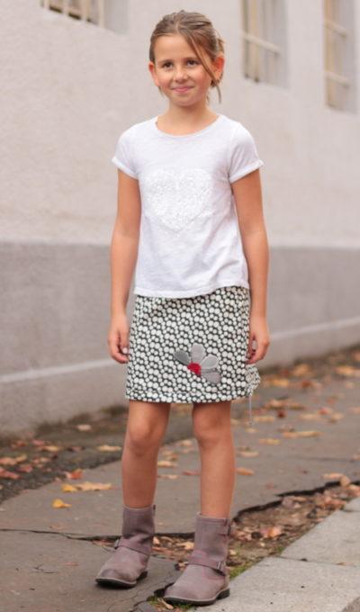 handgemachte Mode – LaJuPe - Kinder Jeansrock