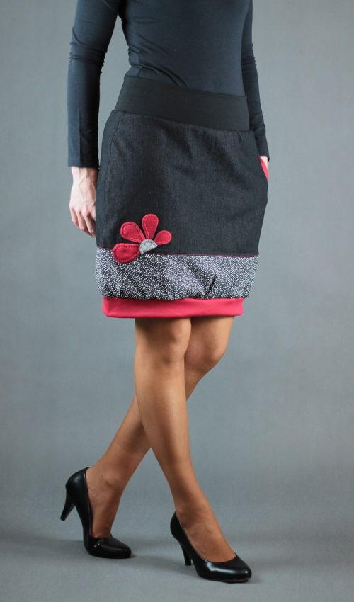 handgemachte Mode - LaJuPe - exclusive Damen Röcke