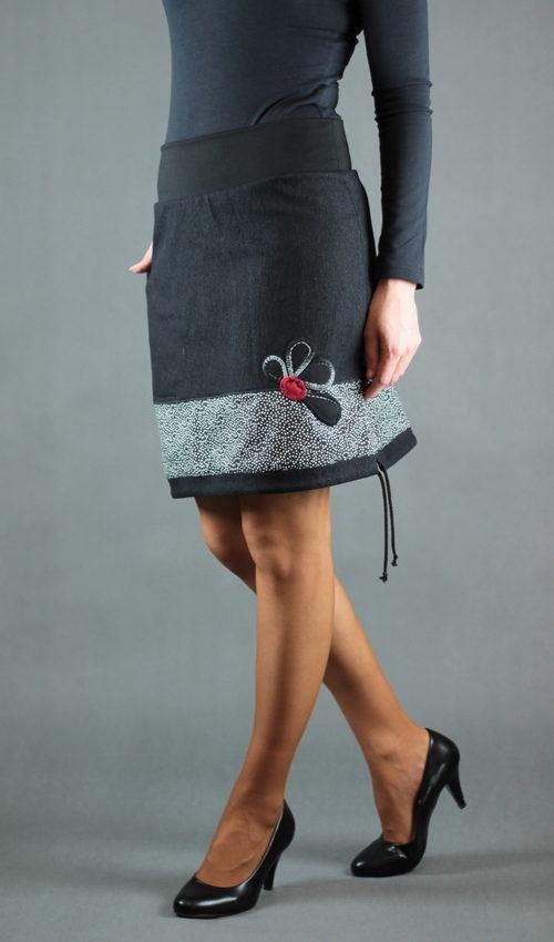 handgemachte Mode - LaJuPe - lange schöne Röcke