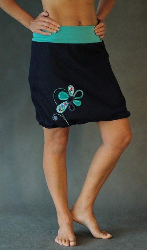 handgemachte Mode – LaJuPe - Damen Rock Herbst