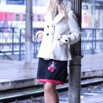 handgemachte Mode – LaJuPe - Schwarzer Jeansrock kurz