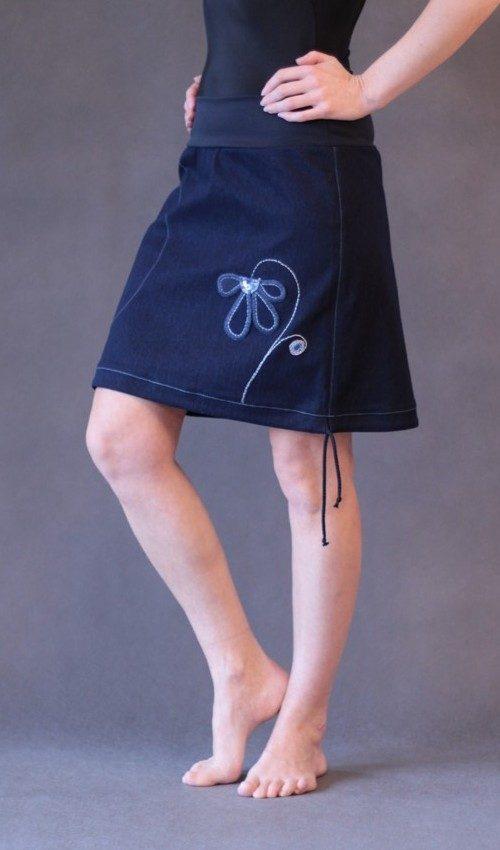handgemachte Mode – LaJuPe - Damen Jeansrock