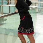 handgemachte Mode – LaJuPe - Rock schwarz
