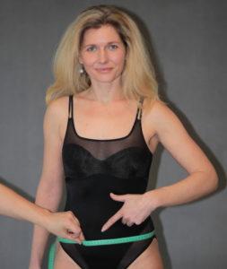 LaJuPe jak se změřit na sukni_měření pod pupíkem