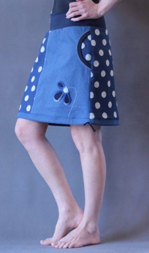 handgemachte Mode – LaJuPe - vintage Rock Damen