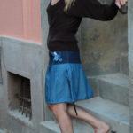 handgemachte Mode – LaJuPe - maxi Sommerrock