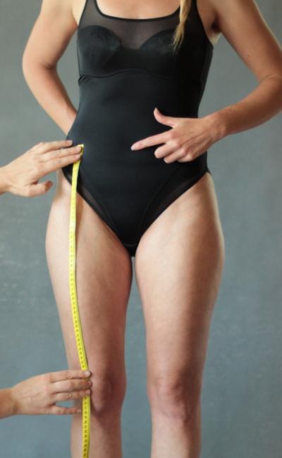 Jak se změřit na sukni - délka