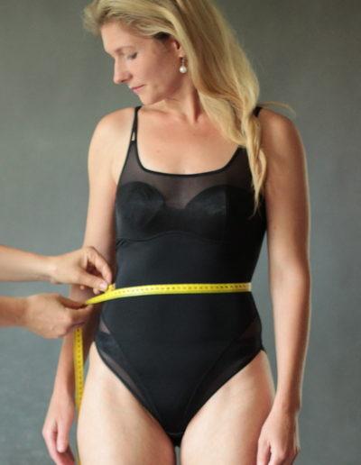 Jak se změřit na sukni - pas