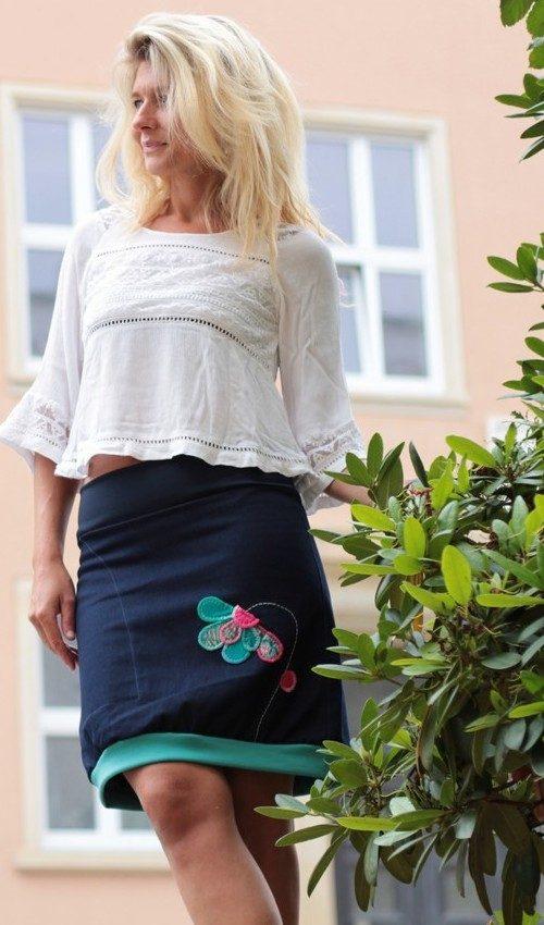 handgemachte Mode – LaJuPe - Rock für Herbst
