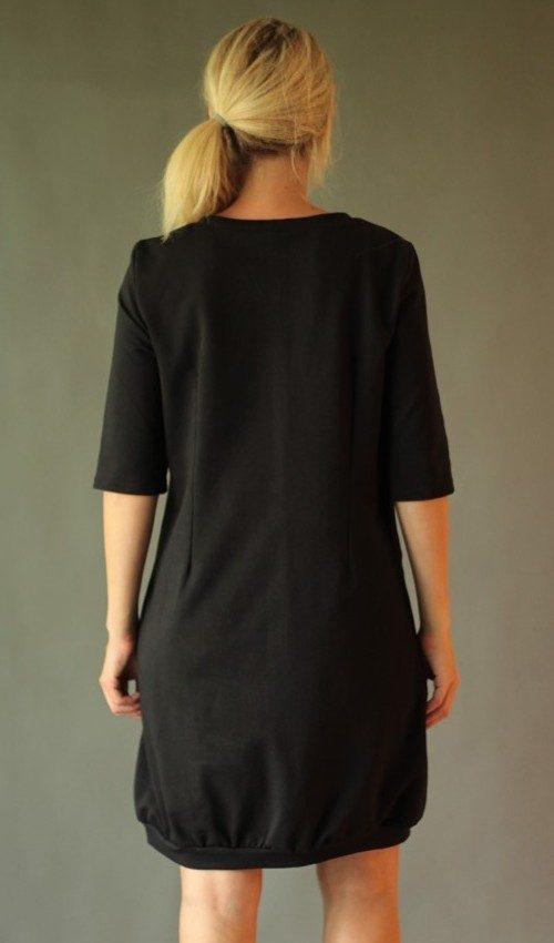 handgemachte Mode – LaJuPe - Kleid schwarz