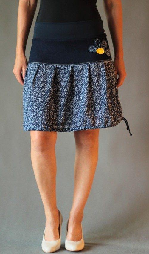 handgemachte Mode – LaJuPe - leichter Rock