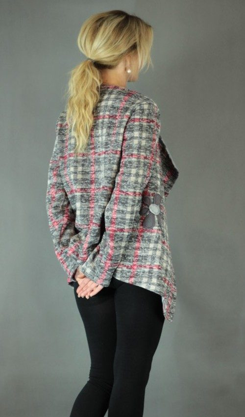 handgemachte Mode – LaJuPe - Damen Strickjacke