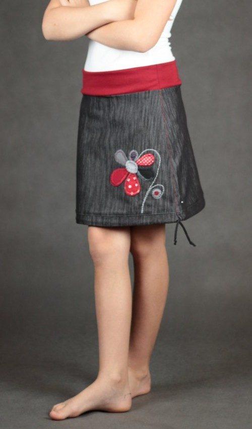 handgemachte Mode – LaJuPe - Röcke für Kinder