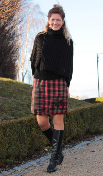 handgemachte Mode – LaJuPe - Damen Röcke Winter