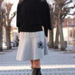 handgemachte Mode – LaJuPe - karierte Damenröcke