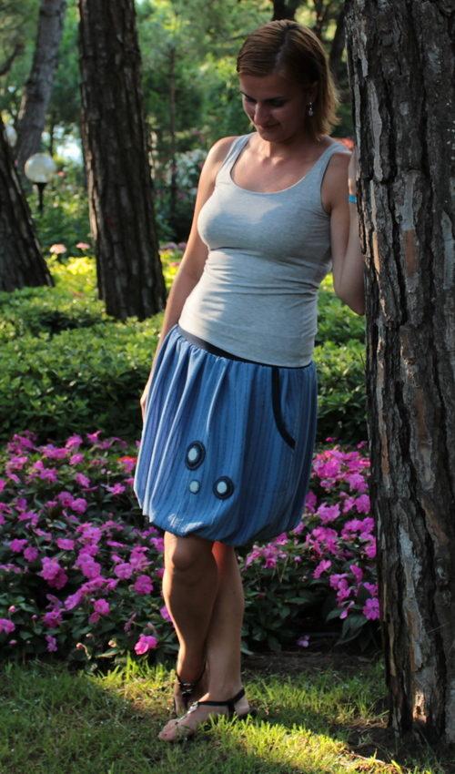 handgemachte Mode - LaJuPe -Damen Röcke Herbst