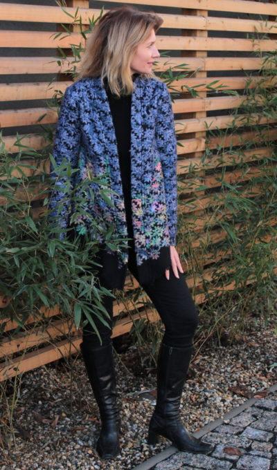 handgemachte Mode – LaJuPe - Damen Cardigan