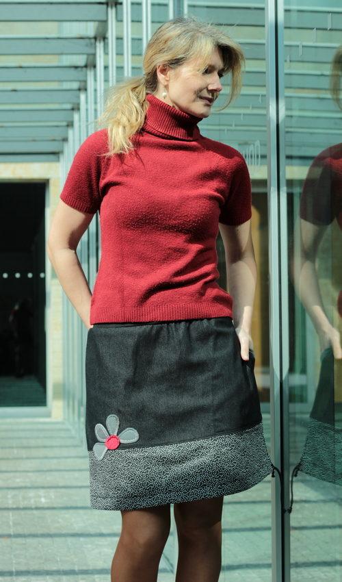 handgemachte Mode - LaJuPe - Jupes lang