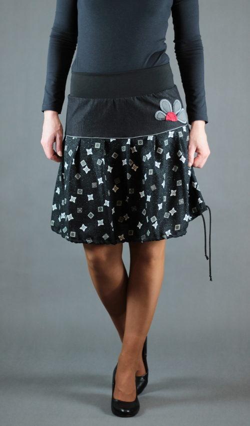 handgemachte Mode - LaJuPe - lange Jupes