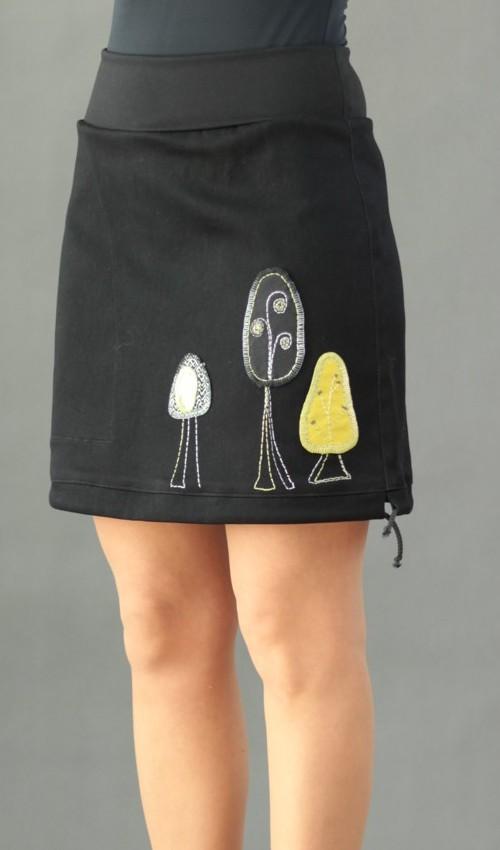 Jeansrock Damen handgemachtemode.eu